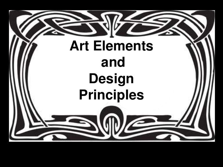 Basic Design Principles In Art : This presentation is about two major concepts in basic design art
