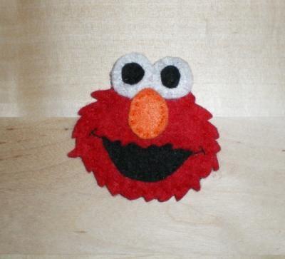 Elmo fieltro