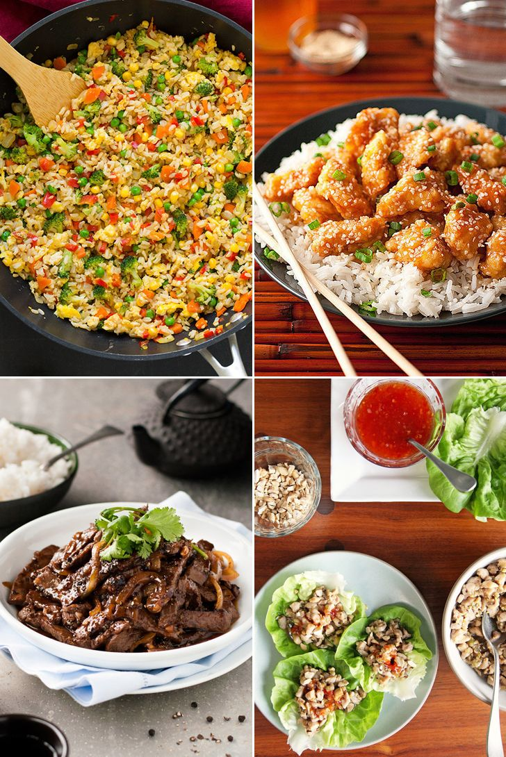 Ditch the Delivery Menu and Make One of These Easy Chinese Meals Instead #chinesemeals