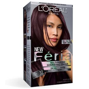 Feria Feria Hair Color Brown Black Hair Color Black Hair Dye