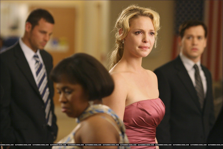 Grey\'s Anatomy Season 2   Greys anatomy - season 2 - George & Izzie ...