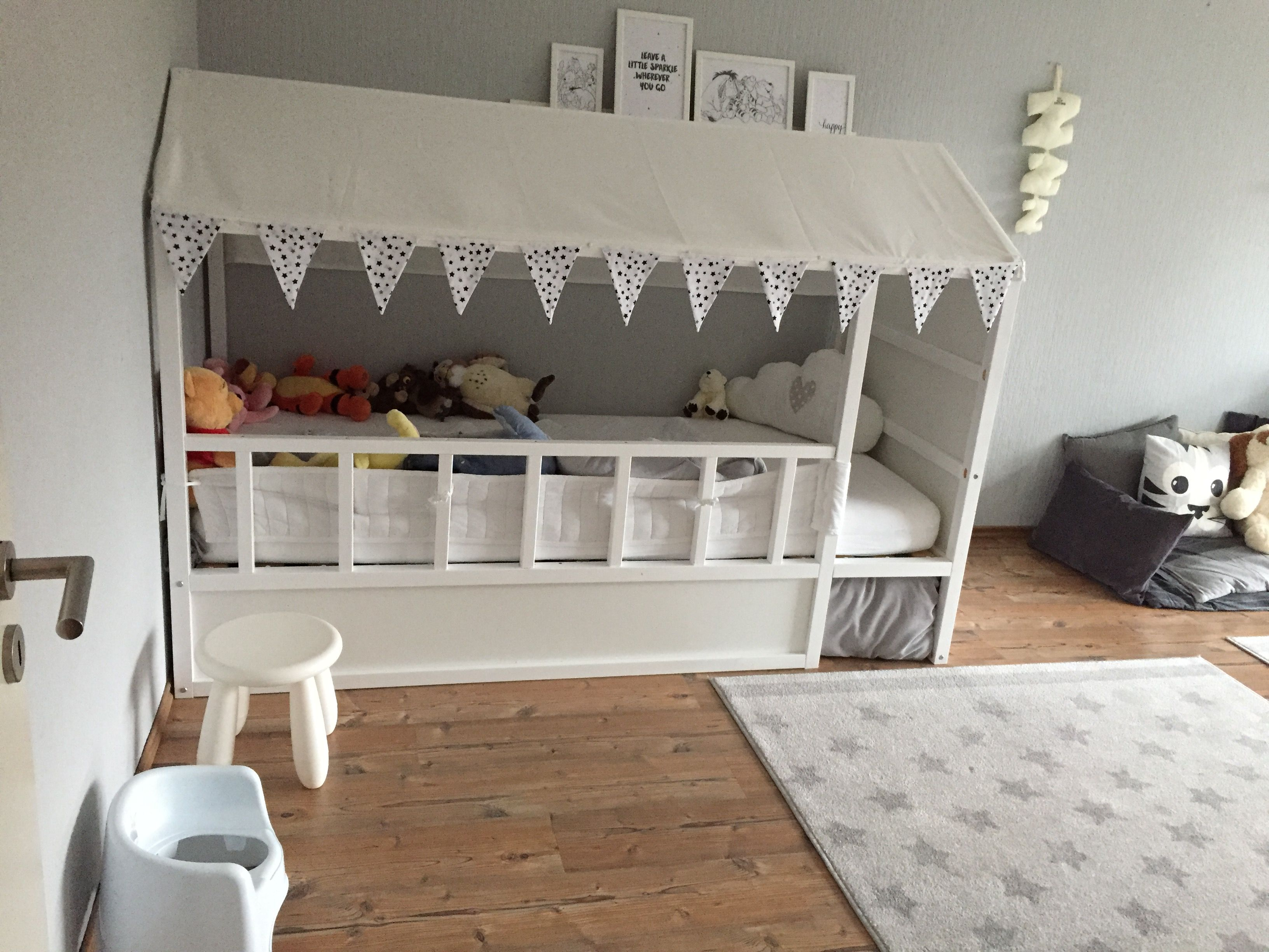 Ikea kura hack diy pinterest kinderzimmer for Kinderzimmer hacks