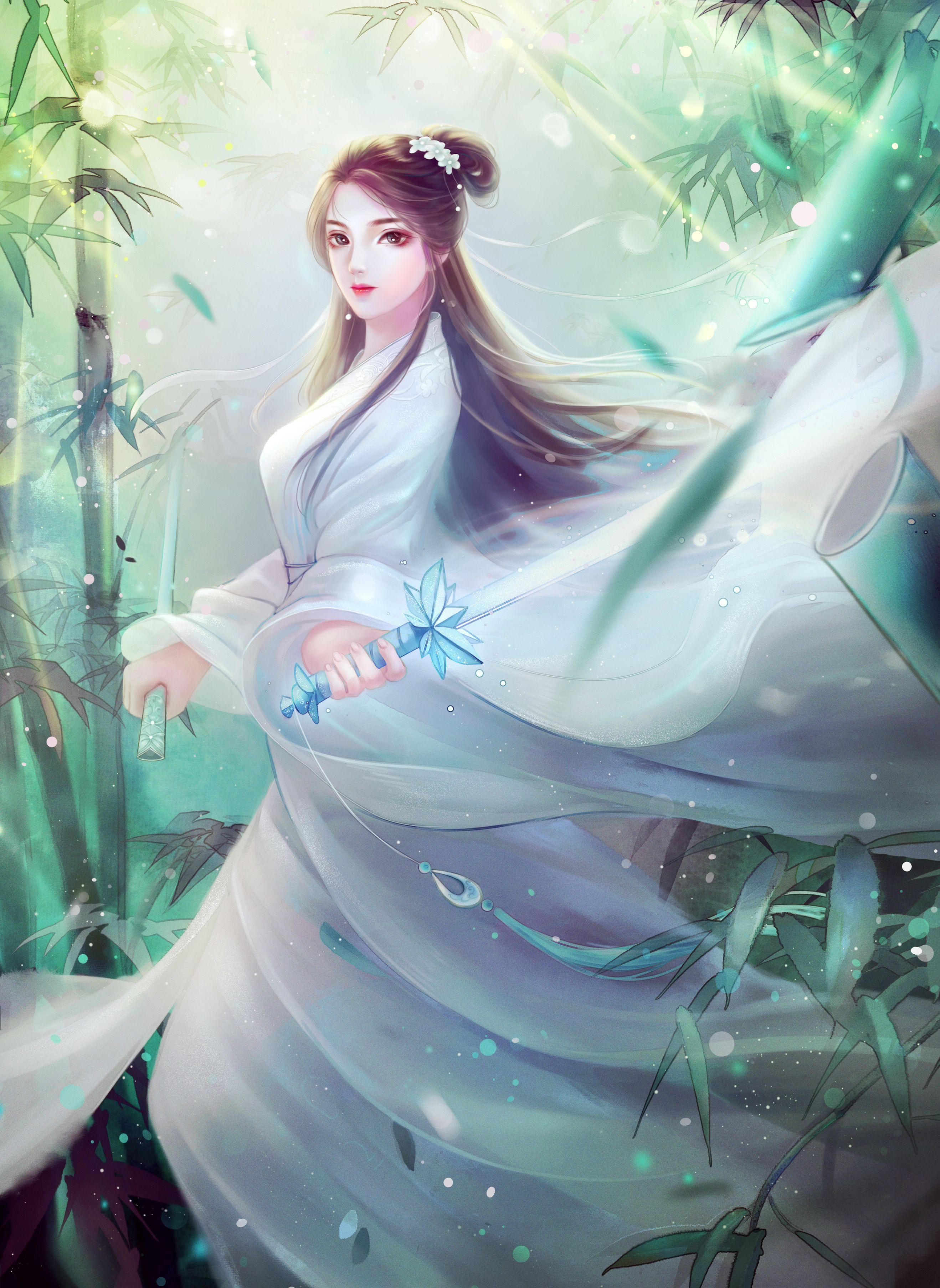 Ghim của Chataen trên 诛仙陆雪琪—tru tiên Lục Tuyết Kỳ专属相册