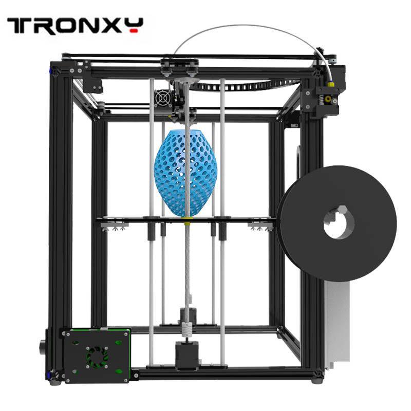 Tronxy 3D printer Mega full metal frame colorful industrial
