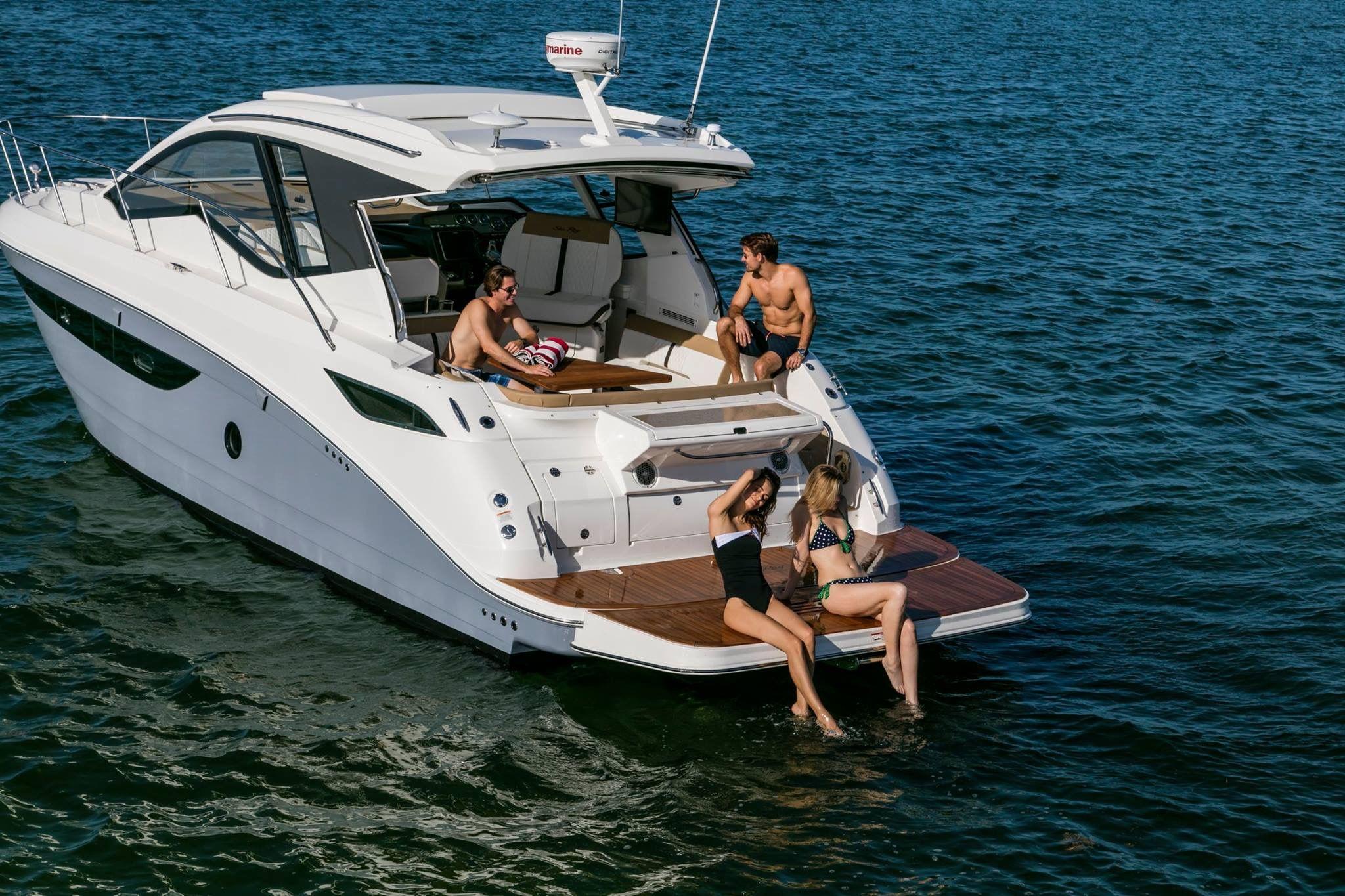 Sea Ray Sundancer 350 Coupe Cruiser Boat Sea Ray Boat Boat