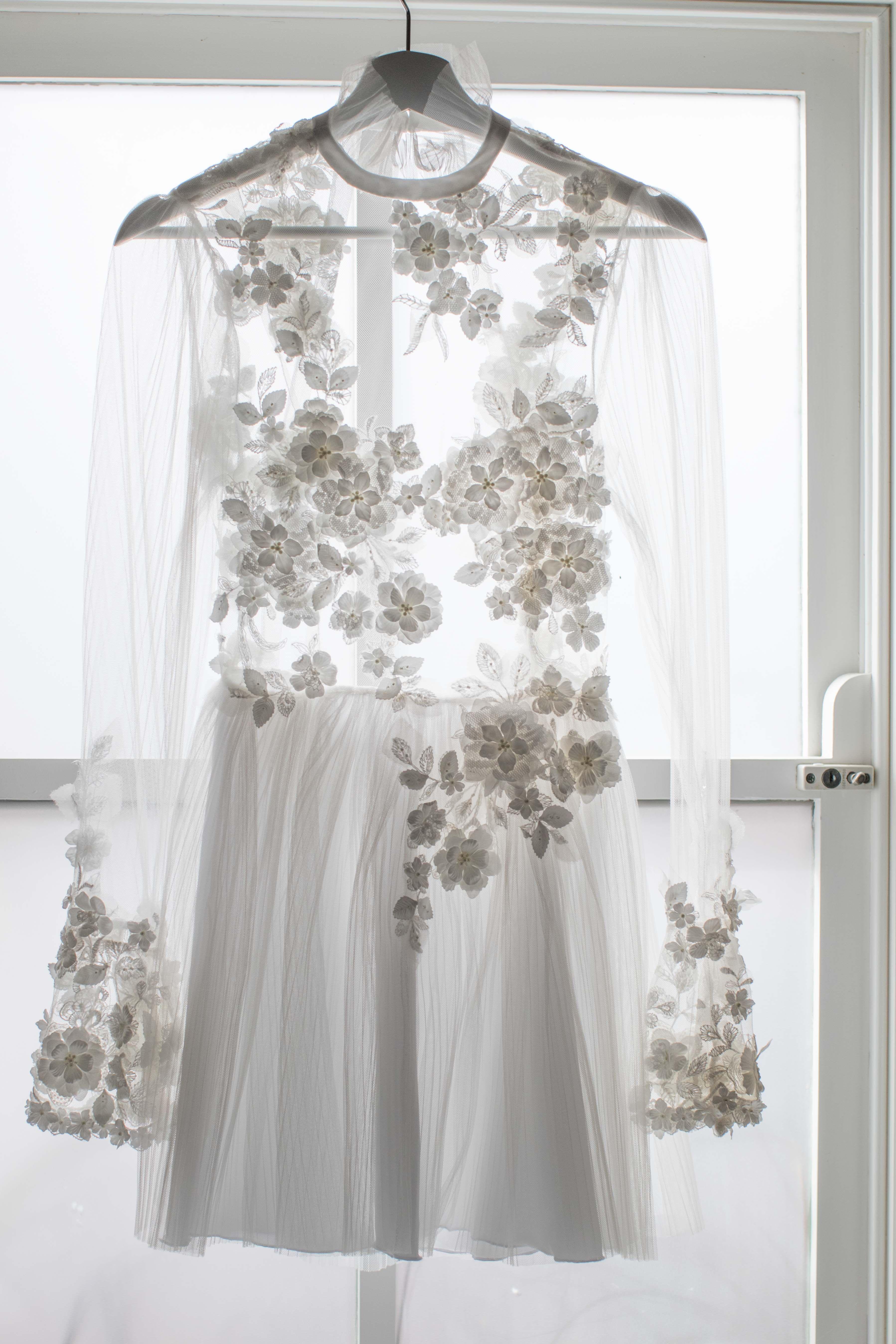 After wedding dress reception  Wedding Gown Designers  Christie Nicole Bridal  Christie Nicole