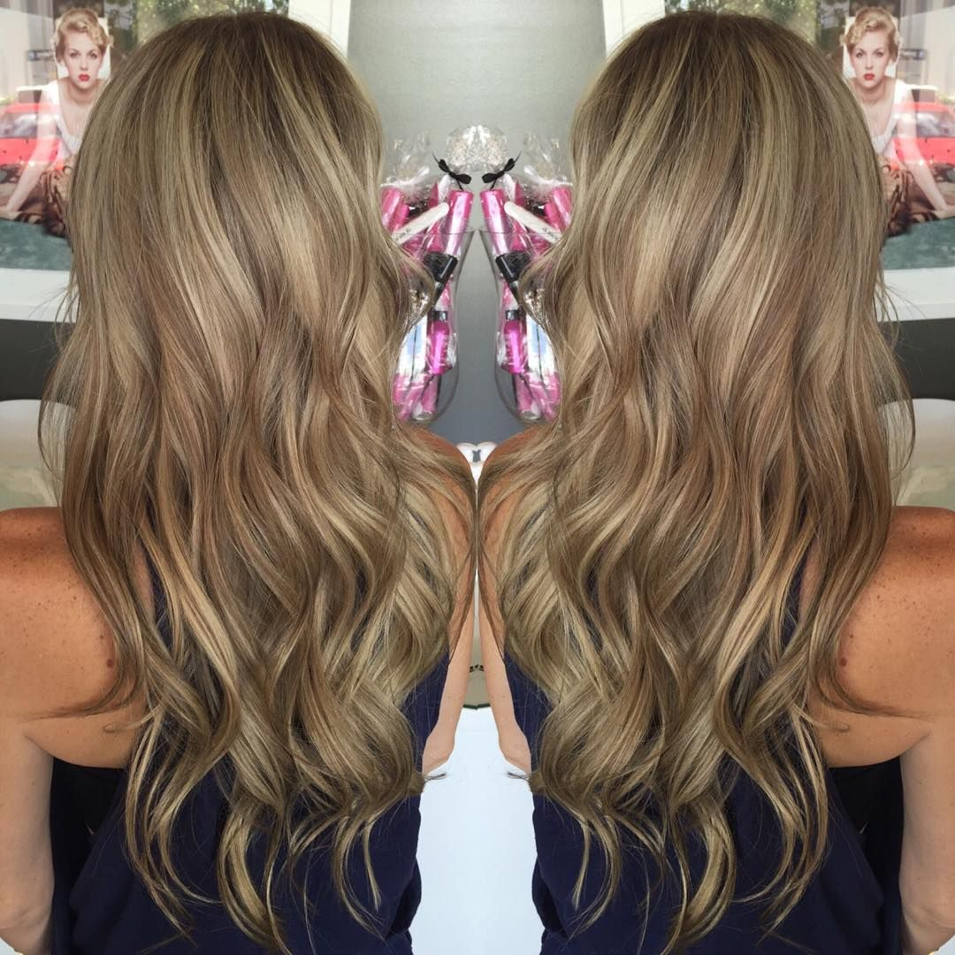 A multi tonal blonde #hairbykristie See this Instagram photo by @hair_by_kristie • 90 likes