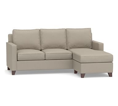 Cool Cameron Square Arm Upholstered Sofa With Reversible Chaise Unemploymentrelief Wooden Chair Designs For Living Room Unemploymentrelieforg