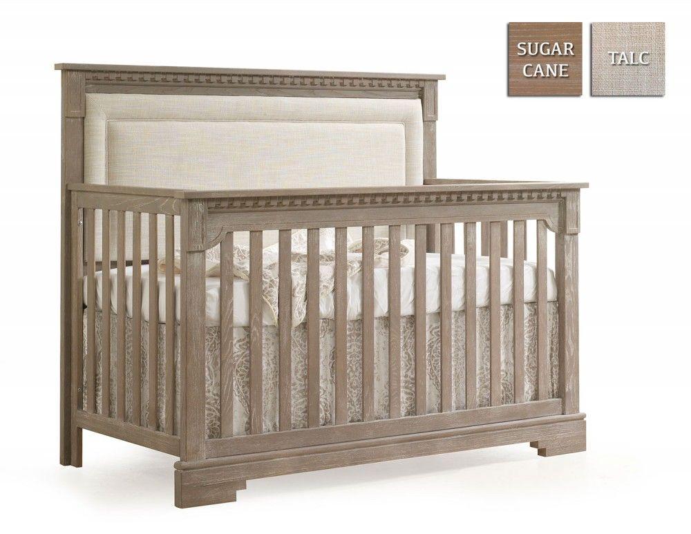 Natart Ithaca Collection 4 in 1 Convertible Crib | Dream Nursery Set ...