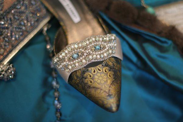 Manolo Blahnik - Shoe Couture Elegance