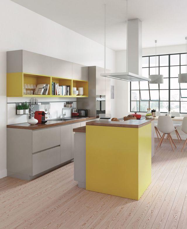12 modèles de petite cuisine Cat cafe, Kitchens and House - parquet flottant pour cuisine