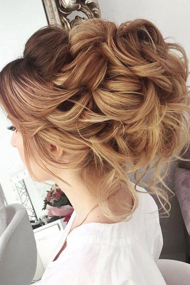 Hairstyles For Weddings 30 Best Elstile Wedding Hairstyles  Weddings Unique Wedding