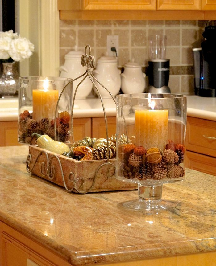 Cozy Pinecone Centerpieces For Fall And Thanksgiving ...