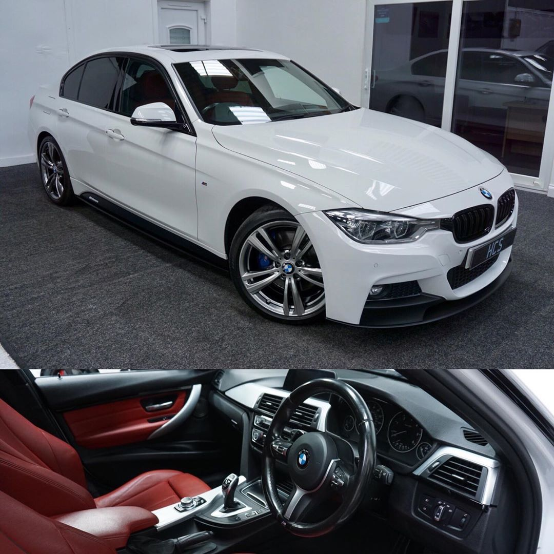 2016 65reg BMW 3 Series 320d M Sport Plus Auto