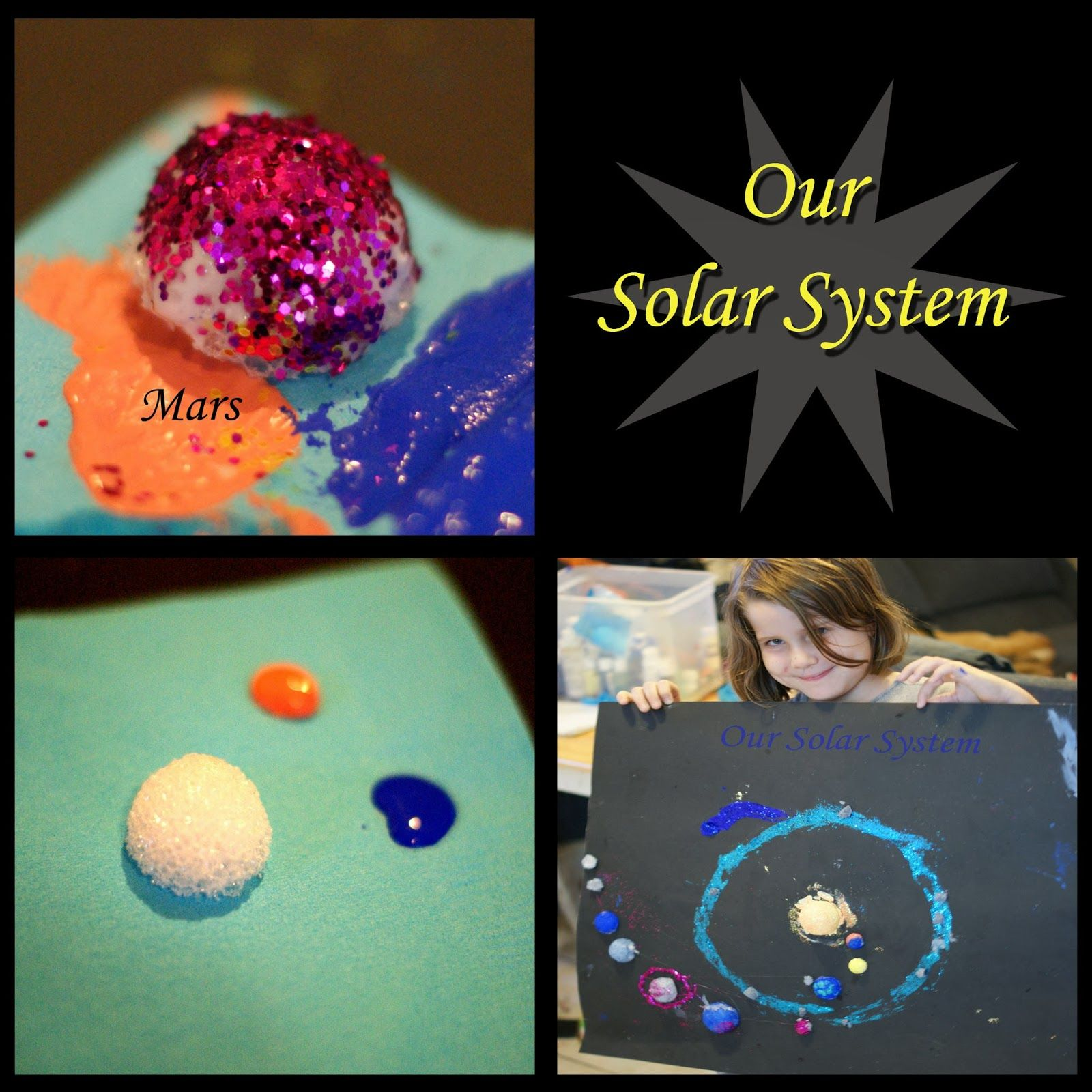 Solar System Science Project (With images) Solar system