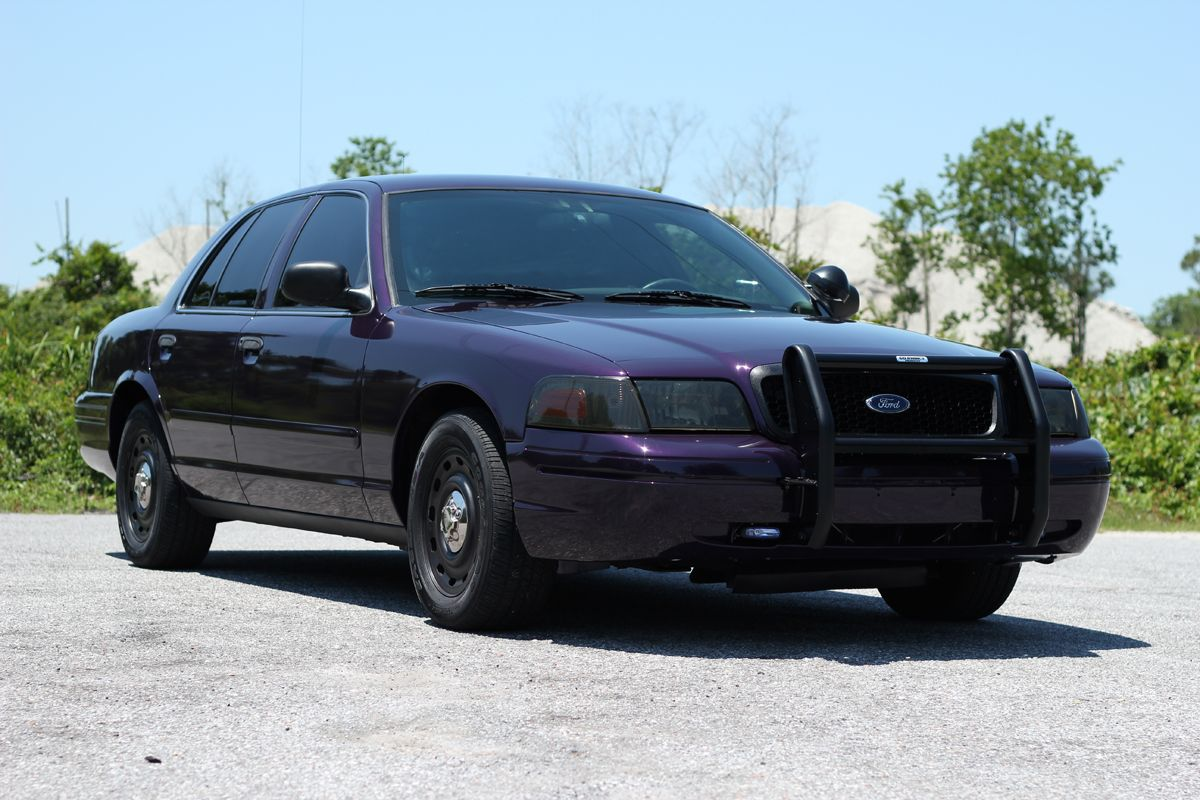 Purple Crown Vic | Crown Victoria, Ford | Victoria police