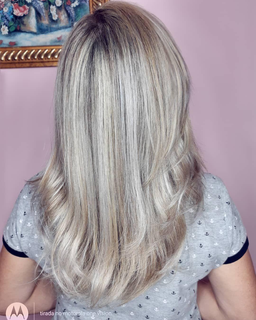 Loirinho Luxo Loiro Blond Blondhair Cabelos Hair