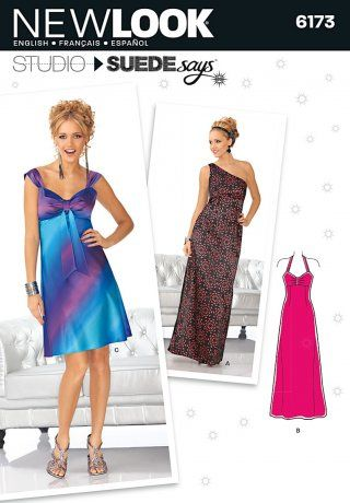 Special Occasion Dress Pattern