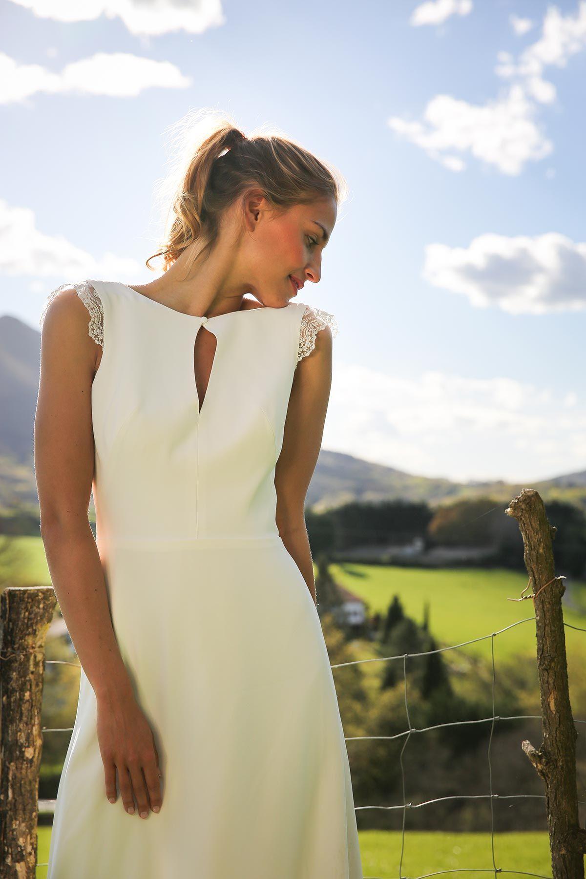 Leana - marie-laporte.fr - #collection2017 #wedding # ...