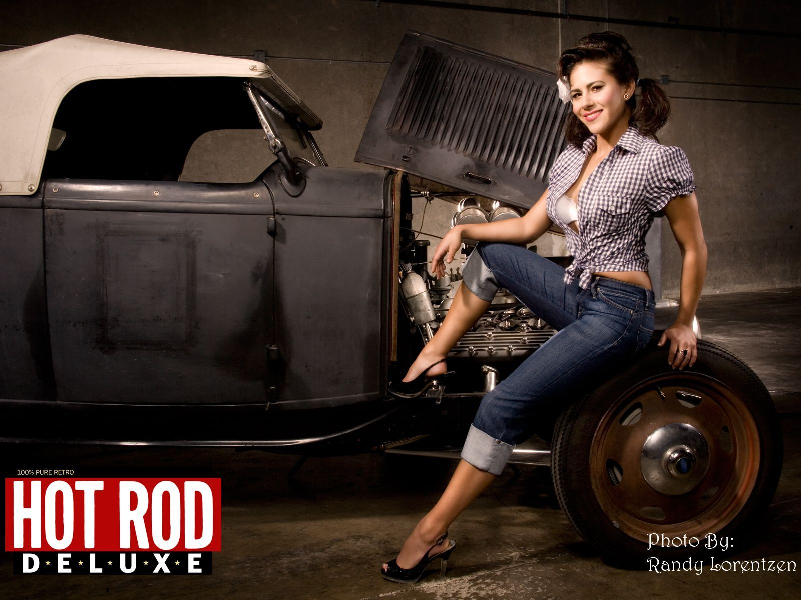 Hot Rods Rule Rat Rod Girls Hot Rods Muscle Cars