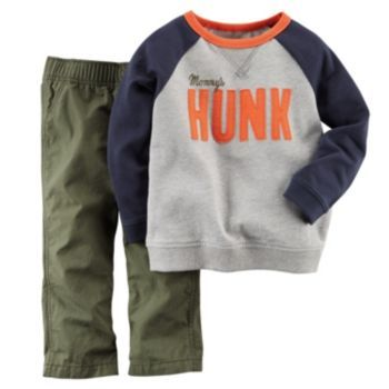 Carters Hunk Pullover