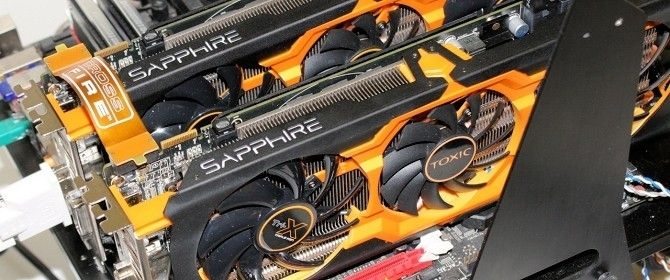 Sapphire Radeon R9 270X 2GB TOXIC Video Cards in CrossFire | My