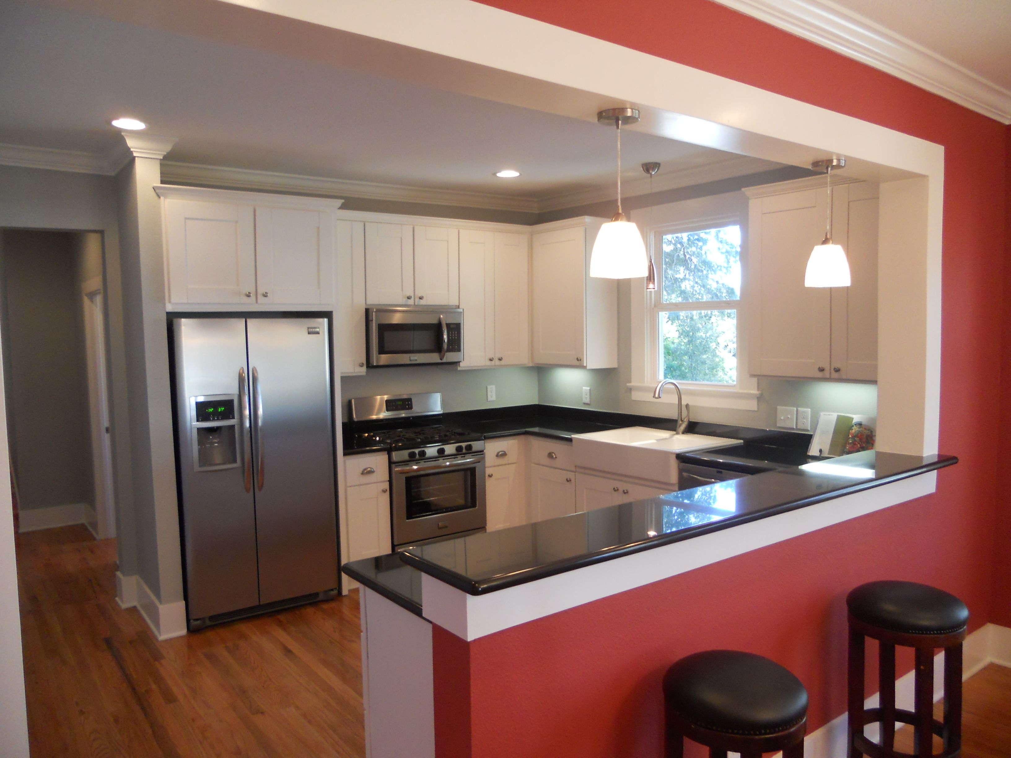Pass through Kitchen to Living Room | Remodel Your Kitchen With A ...