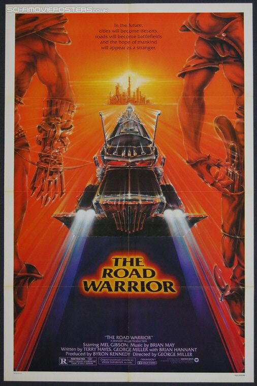 The Road Warrior  Mad Max 2