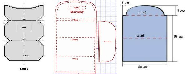 3a7a0c22375f выкройки клатча | кошельки.сумки.