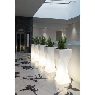 Blumentopf Modern linealight leuchtende blumenkübel lights outdoor len leuchten
