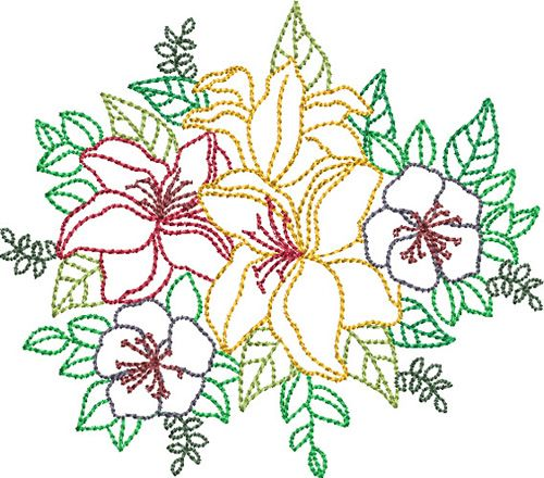 Back Stitch Embroidery Designs Google Search Embroidery