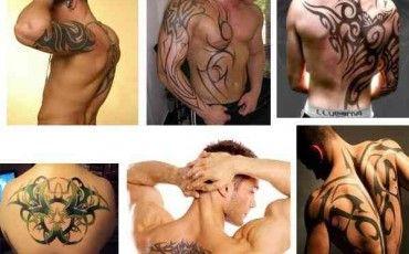 Tatuajes Espalda Tribales Los Mejores Tatuajes De Hombre Tatuajes