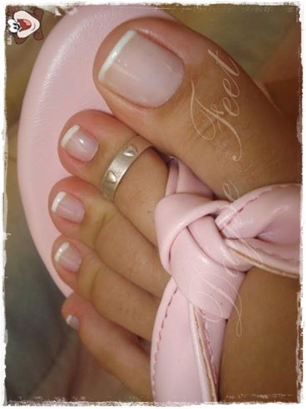 45 Childishly Easy Toe Nail Designs 2015 | Pinterest | Summer toe ...