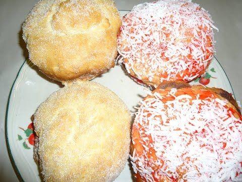 Facilisimo Besos O Yoyos Caseros Paso A Paso Youtube Receta De Torta Panaderia Y Reposteria Recetas De Comida