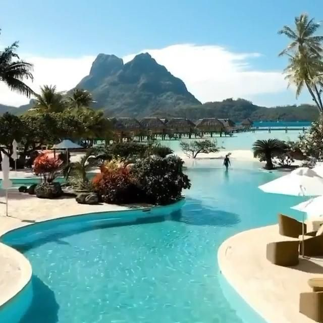 Top 5 resort vacation ideas for 2020