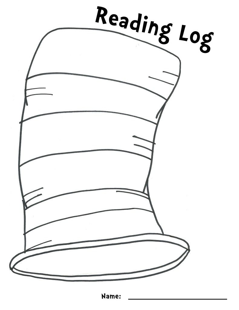 photo about Printable Dr Seuss Hat called 15 Best Dr. Seuss Printables and Routines for Your