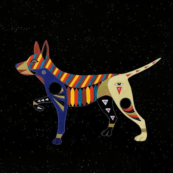 Image result for year of the dog paintings