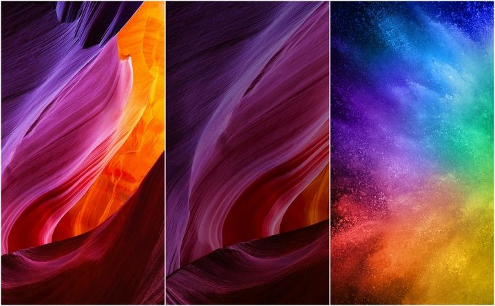 Download Xiaomi Redmi Note 4 Stock Wallpapers In 4k: Download Xiaomi Mi Mix & Mi Note 2 Stock Wallpapers
