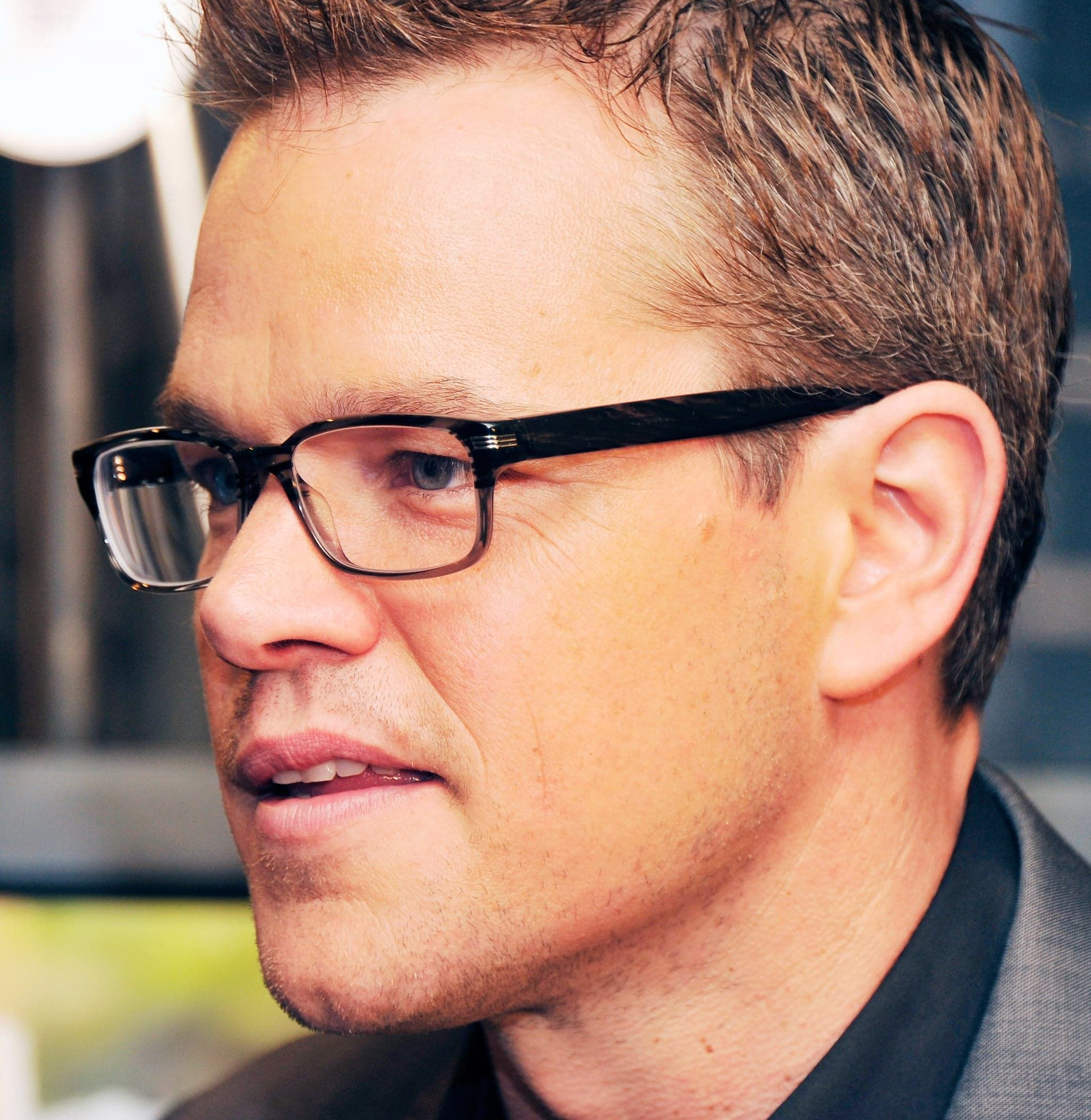Kitchen For Cause Matt Into A Damon Brings His The Heat Good wFxTOpFqY