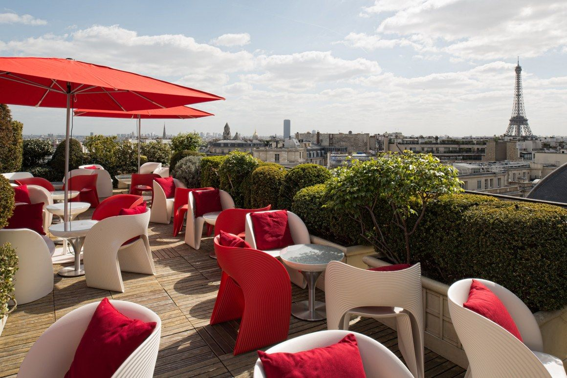 Our 11 favorite rooftop bars in Paris Rooftop bar, Best