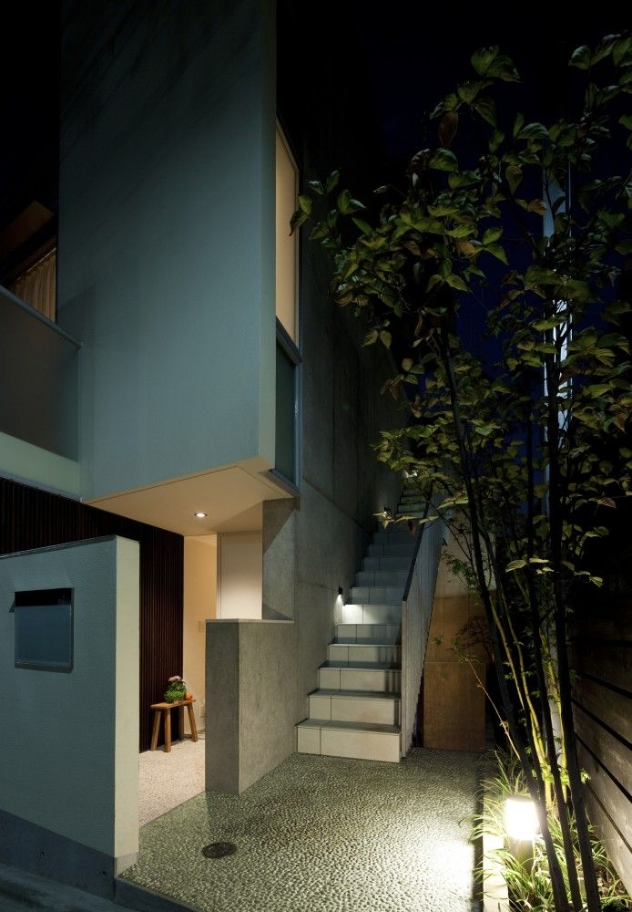 Perfect Gallery Of Mita Residence / YJP Architecture   3. Minimalist Architecture Modern ... Idea