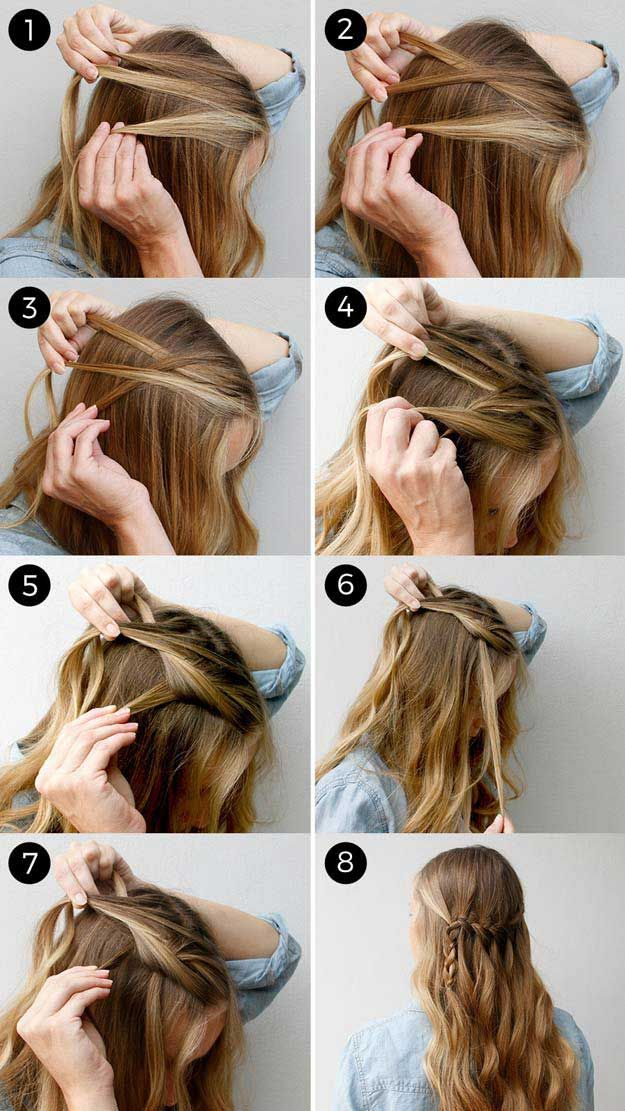 31 Amazing Half Up Down Hairstyles For Long Hair