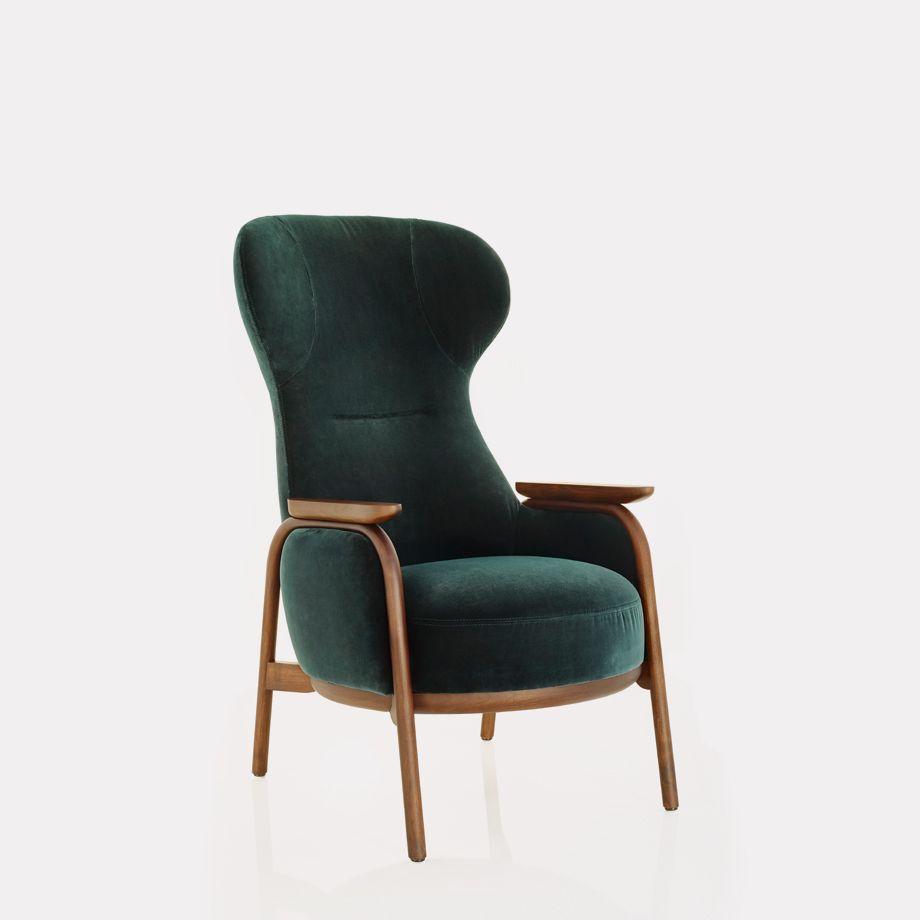 Jaime Hayon Wittmann Armlehnen Mobel Furniture Ohrensessel