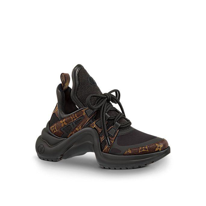 d85c04ec7e6 LV Archlight Sneaker in 2019