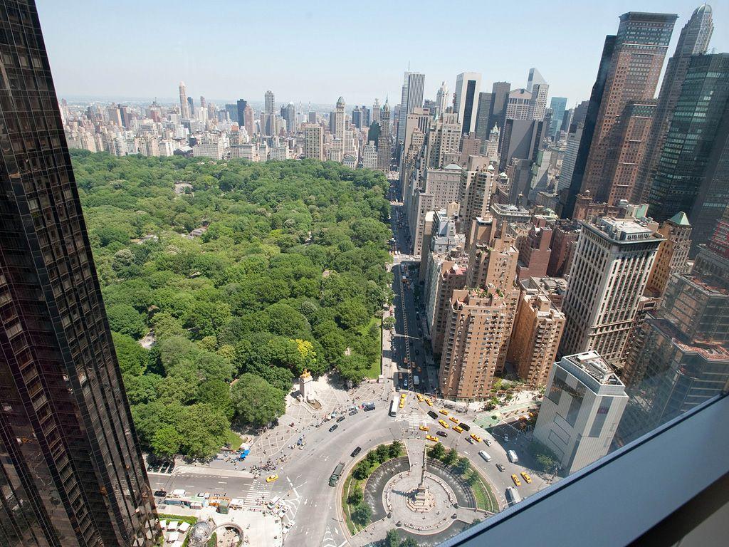 Mandarin Oriental New York City 10 Gorgeous Hotel Views
