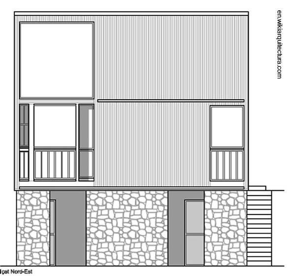 Fachadas De Casas Modernas Dibujo Arquitectonico Album On Picture Inc Com Fisher House Architecture House House