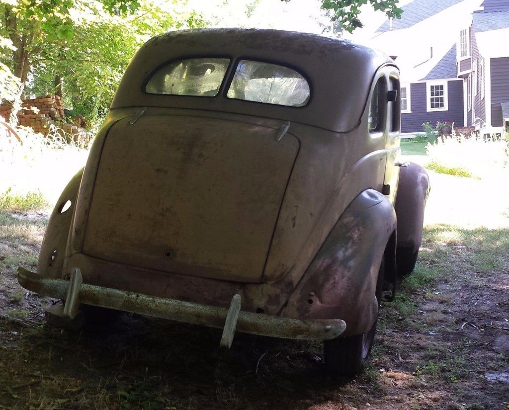 1937 Ford Fordor Sedan 85 Hp Flathead V8 Restoration Project Car Project Cars For Sale Sedan Ford