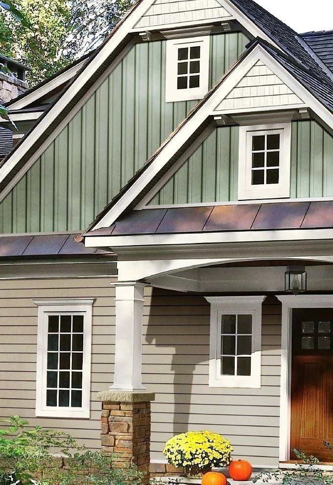 Best +60 Fiber Cement Siding Ideas - Board and Batten ...
