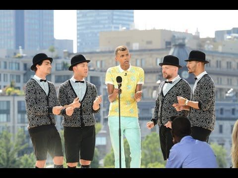 L Ete Indien Stromae Tous Les Memes Version A Cappella French Songs Teaching French Learn French