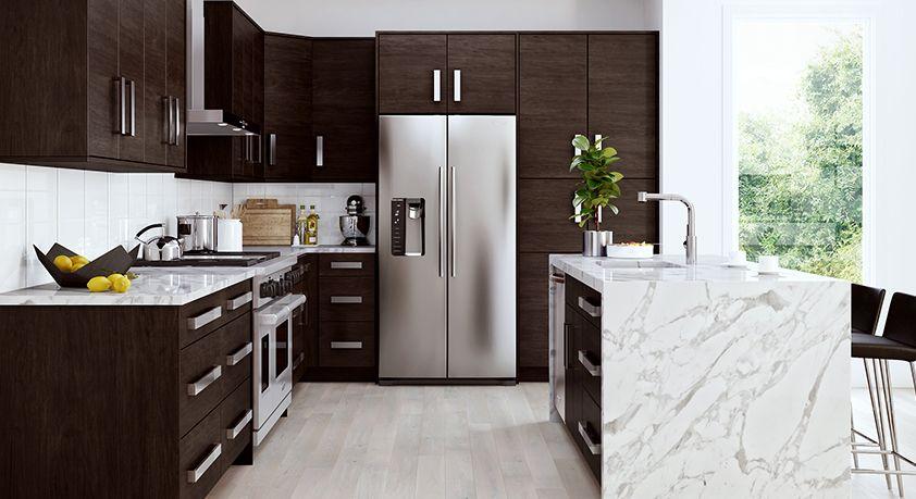 Good Monaco Espresso | Home Decorators Cabinetry